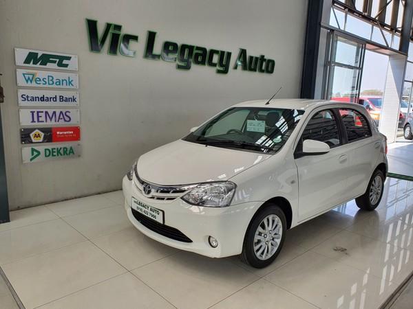 2017 Toyota Etios 1.5 Xs 5dr  Gauteng Vereeniging_0