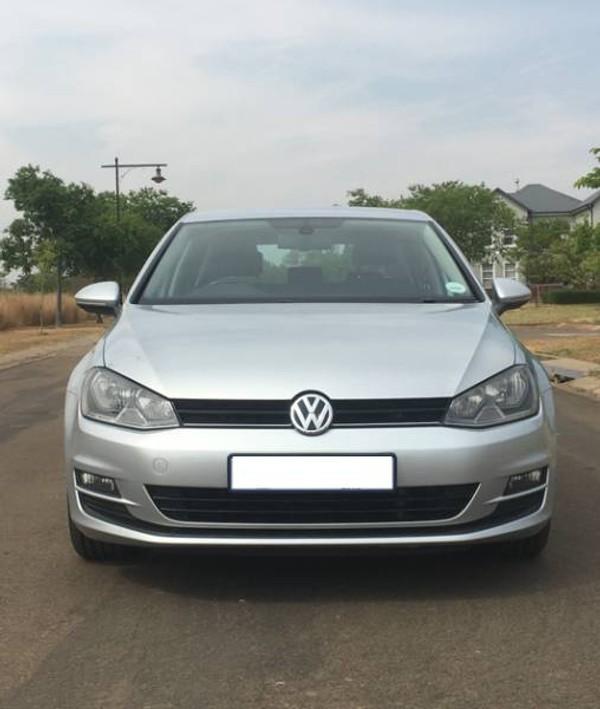 2013 Volkswagen Golf Vii 2.0 Tdi Comfortline  Gauteng Centurion_0