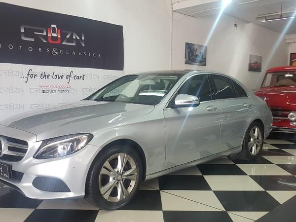 2016 Mercedes-Benz C-Class C200 Avantgarde Auto Kwazulu Natal Durban North_0