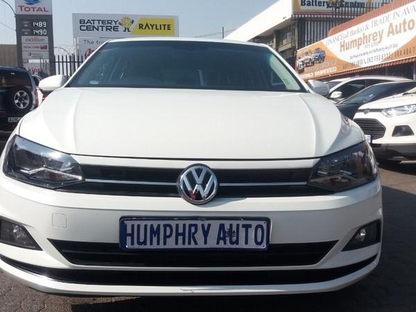 2019 Volkswagen Polo 1.0 tsi confortline Gauteng Johannesburg_0