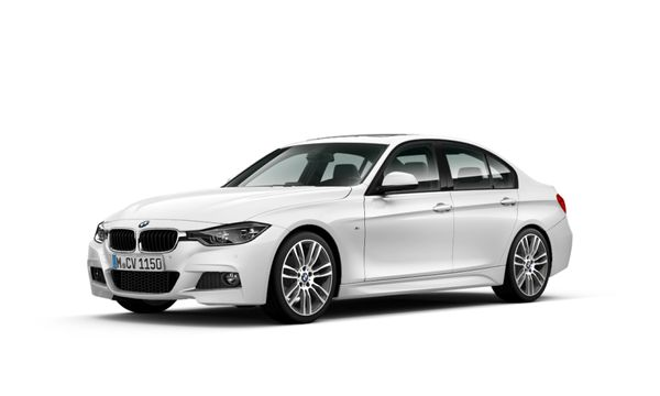 2018 BMW 3 Series 320i M Sport Auto Gauteng Roodepoort_0