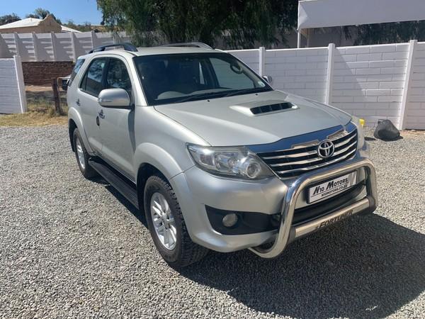 2012 Toyota Fortuner 2.5d-4d Rb  Eastern Cape Cradock_0