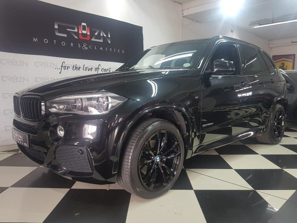 2015 BMW X5 Xdrive30d M-sport At  Kwazulu Natal Durban North_0