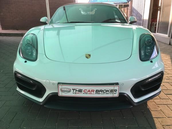 2014 Porsche Boxster GTS PDK 981 Gauteng Centurion_0
