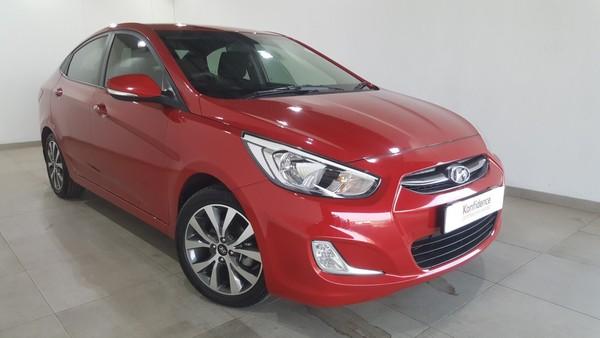 2017 Hyundai Accent 1.6 Gls At  Gauteng Roodepoort_0