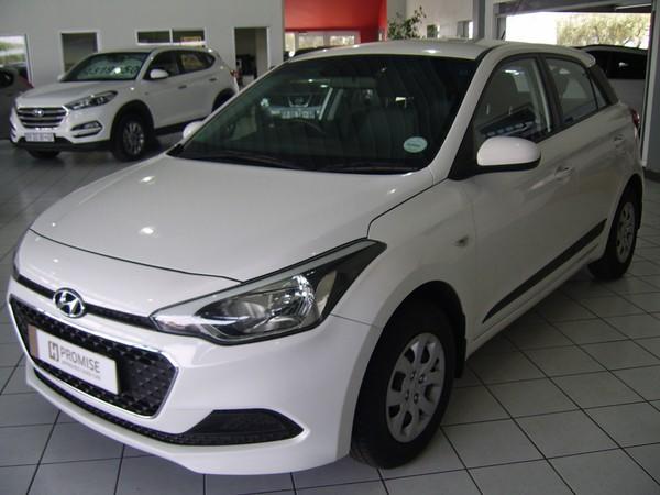 2017 Hyundai i20 1.2 Motion Gauteng Kempton Park_0