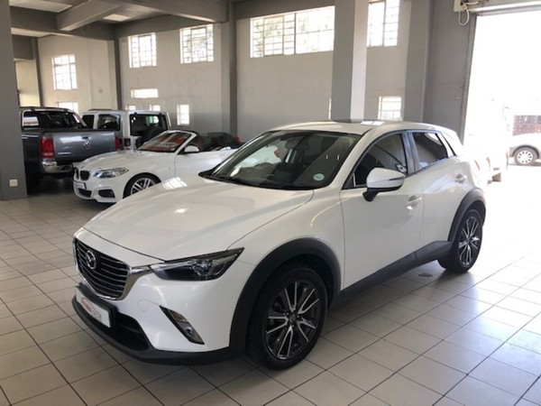 2016 Mazda CX-3 2.0 Individual Auto Western Cape Wynberg_0