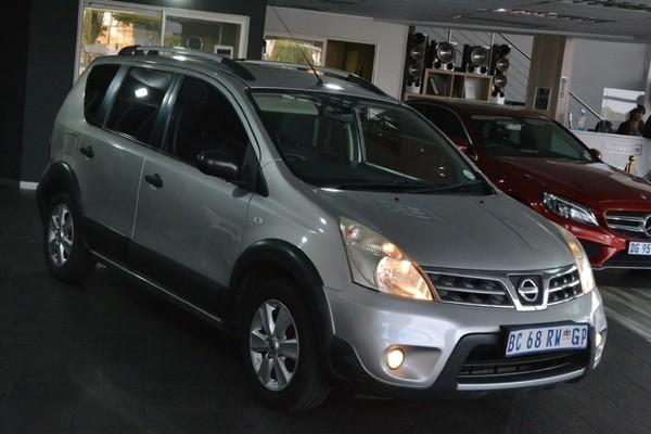 2011 Nissan Livina 1.6 Visia X-gear  Gauteng Roodepoort_0