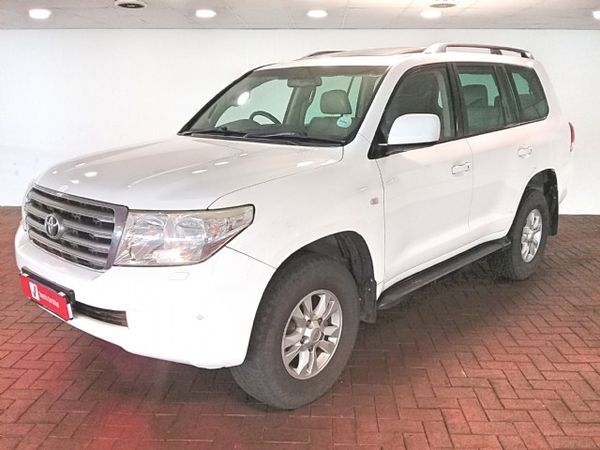 2008 Toyota Land Cruiser 200 V8 Td Vx At  Kwazulu Natal Umhlanga Rocks_0