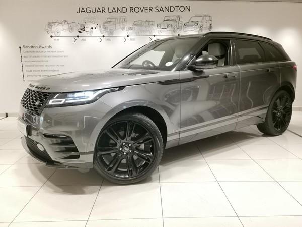 2017 Land Rover Velar 3.0D First Edition Gauteng Rivonia_0