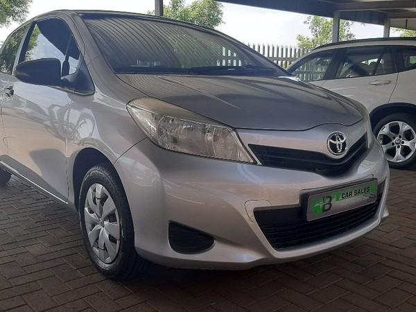 2012 Toyota Yaris 1.0 Xi 3dr  North West Province Klerksdorp_0