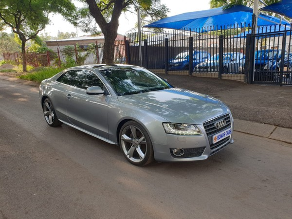 2009 Audi A5 2.0t Fsi Multitronic  Gauteng Pretoria West_0