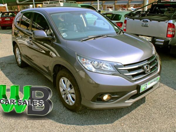 2014 Honda CR-V 2.0 Comfort Auto North West Province Klerksdorp_0