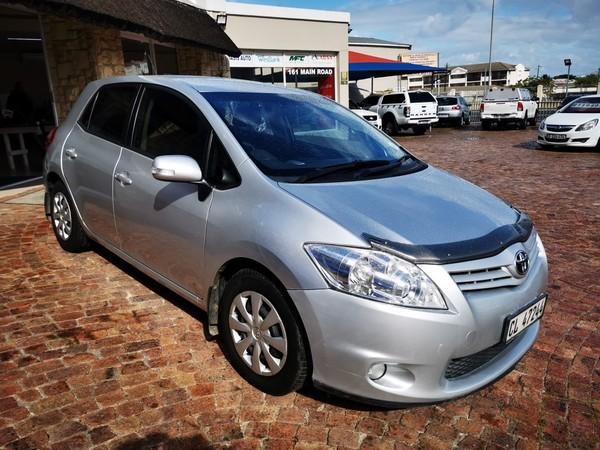 2011 Toyota Auris 1.3 X Western Cape Strand_0