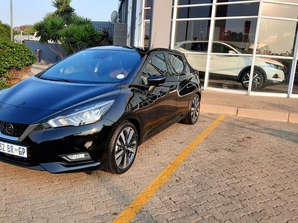 2020 Nissan Micra 1.0T Tekna Plus 84kW Gauteng Sandton_0