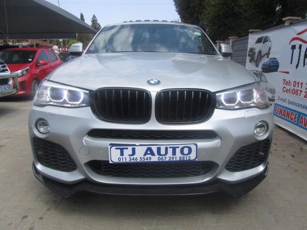 2017 BMW X4 xDRIVE20d M Sport Gauteng Bramley_0