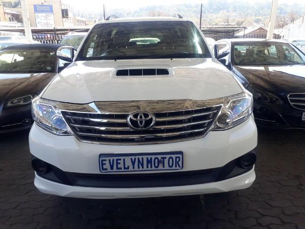 2011 Toyota Fortuner 3.0d-4d 4x4  Gauteng Johannesburg_0