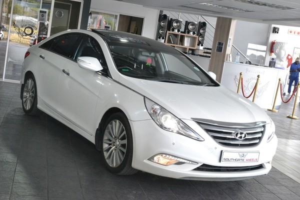 2013 Hyundai Sonata 2.4 GDI Elite Auto Gauteng Roodepoort_0