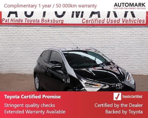 2020 Toyota Aygo 1.0 X-Clusiv 5-Door Gauteng Boksburg_0