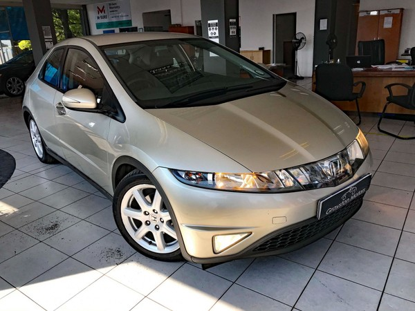2009 Honda Civic 1.8i-vtec Vxi 5dr  Gauteng Sandton_0