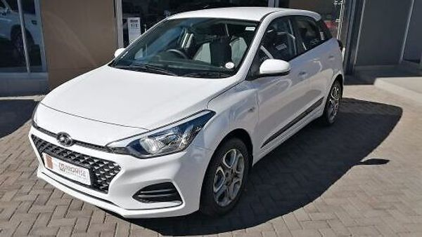 2020 Hyundai i20 1.2 Fluid Gauteng Randburg_0