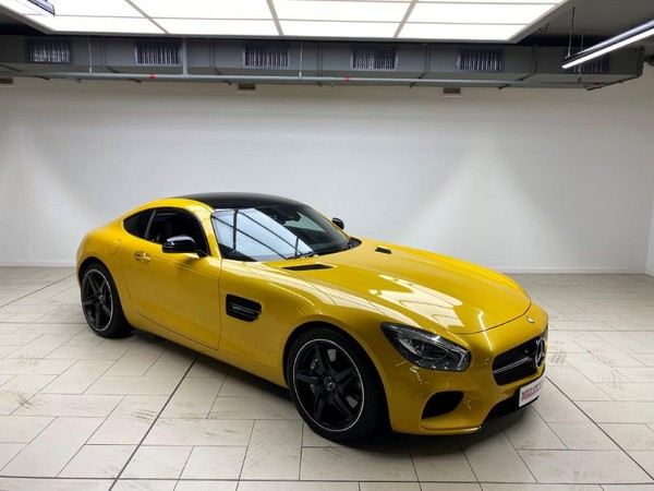 2016 Mercedes-Benz AMG GT 4.0 V8 Coupe Western Cape Cape Town_0