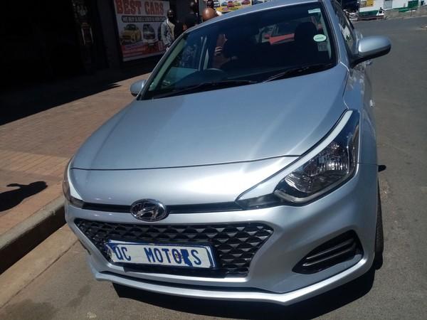2019 Hyundai i20 1.4 Fluid Auto Gauteng Germiston_0