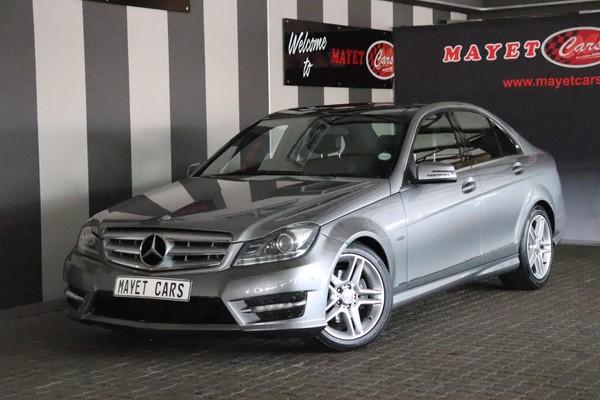 2011 Mercedes-Benz C-Class C200 Be Classic At  Mpumalanga Delmas_0