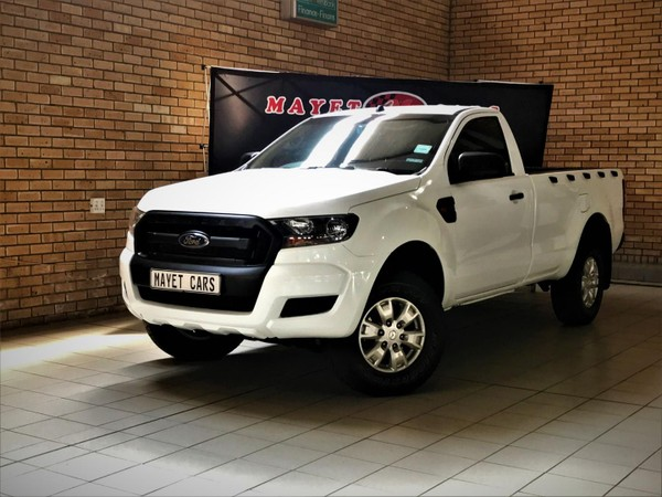 2017 Ford Ranger 2.2TDCi XL Single Cab Bakkie Mpumalanga Delmas_0