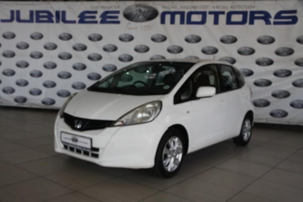 2012 Honda Jazz 1.3 Comfort Cvt  Gauteng Springs_0