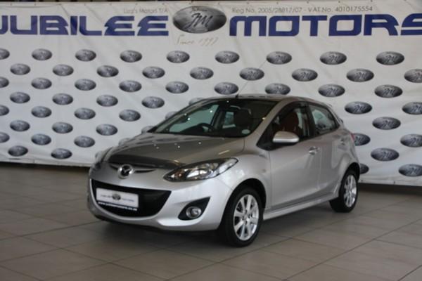 2012 Mazda 2 1.3 Dynamic 5dr  Gauteng Springs_0
