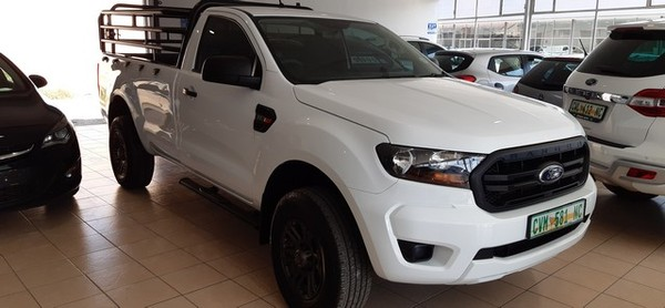 2019 Ford Ranger 2.2TDCi XL Single Cab Bakkie Northern Cape Kimberley_0