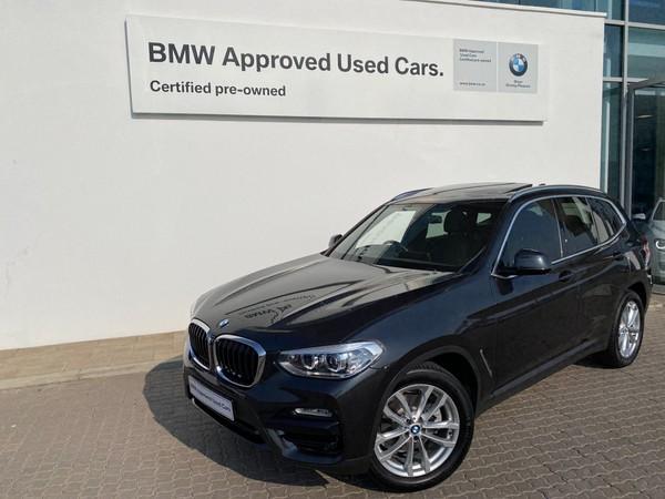 2019 BMW X3 xDRIVE 20d M-Sport G01 Mpumalanga Nelspruit_0