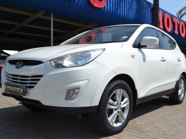 2012 Hyundai iX35 2.0 Gls  North West Province Klerksdorp_0