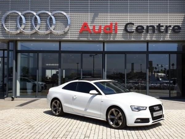 2017 Audi A5 1.8TFSI Multi Western Cape Century City_0