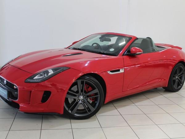 2013 Jaguar F-TYPE S 3.0 V6 Gauteng Springs_0