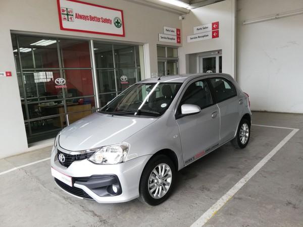 2020 Toyota Etios 1.5 Xs 5dr  Western Cape Swellendam_0