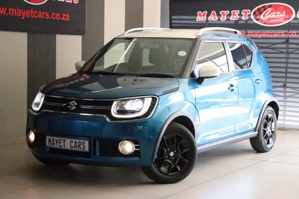 2017 Suzuki Ignis 1.2 GLX Auto Mpumalanga Delmas_0