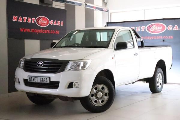 2015 Toyota Hilux 2.5 D-4d Srx Rb Pu Sc  Mpumalanga Delmas_0