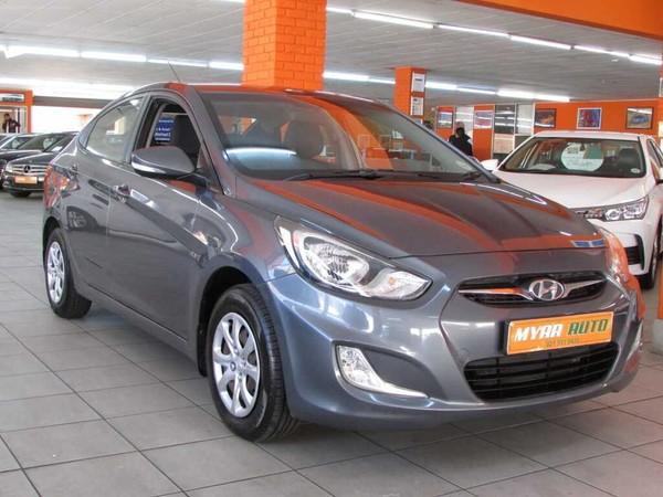 2012 Hyundai Accent 1.6 Gls  Western Cape Cape Town_0