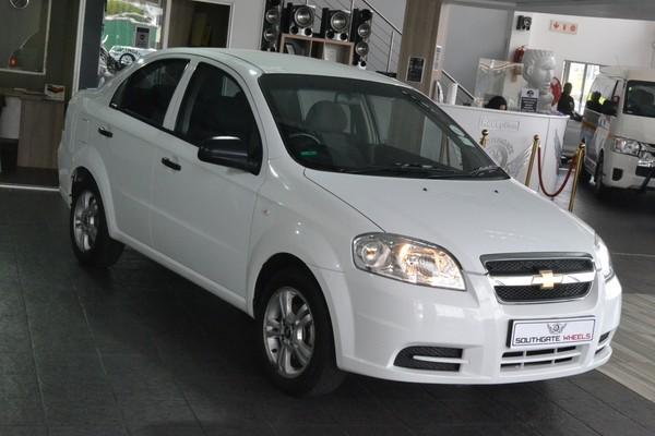 2016 Chevrolet Aveo 1.6 L  Gauteng Roodepoort_0