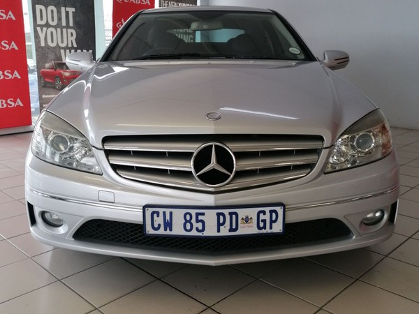 2010 Mercedes-Benz CLC-Class Clc 200k At  Western Cape Western Cape_0
