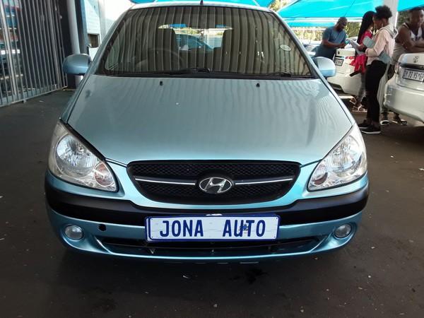 2008 Hyundai Getz 1.4  Gauteng Johannesburg_0