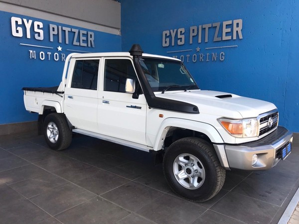 2019 Toyota Land Cruiser 70 4.5D Double cab Bakkie Gauteng Pretoria_0