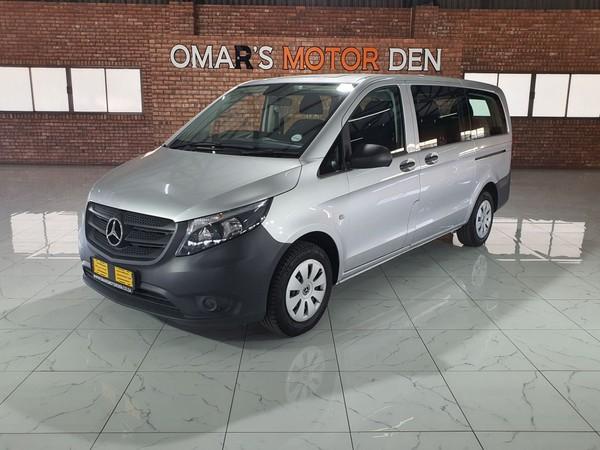 2019 Mercedes-Benz Vito 116 2.2 CDI Tourer Pro Auto Mpumalanga Witbank_0