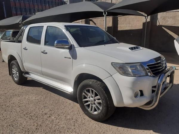 2011 Toyota Fortuner 4.0 V6 At 4x4  Gauteng Johannesburg_0