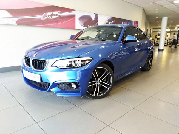 2019 BMW 2 Series 220i M Sport Auto Gauteng Four Ways_0