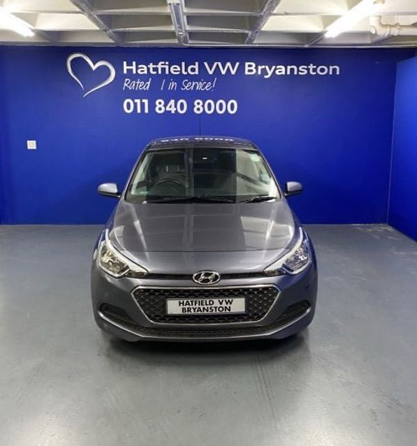 2018 Hyundai i20 1.2 Motion Gauteng Sandton_0