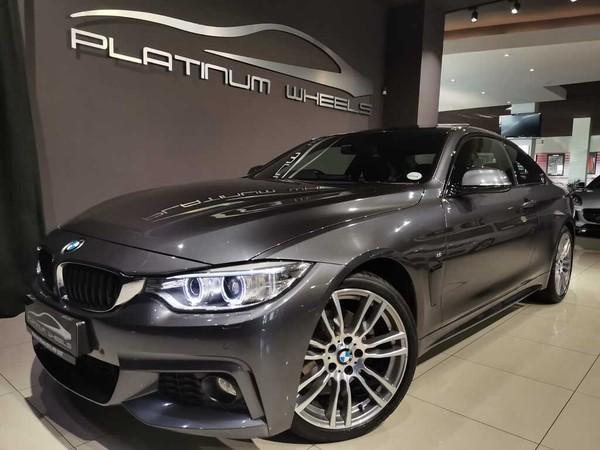 2016 BMW 4 Series 420D Coupe M Sport Auto Gauteng Four Ways_0