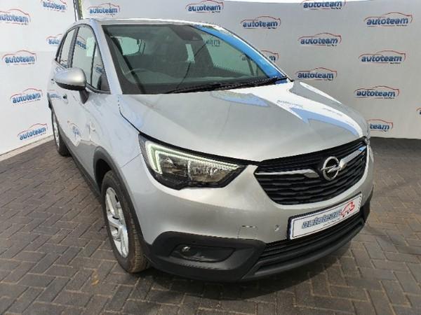 2019 Opel Crossland X 1.2T Enjoy Auto Gauteng Boksburg_0